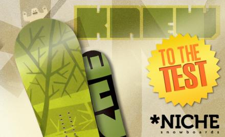 2013 Niche Knew Review