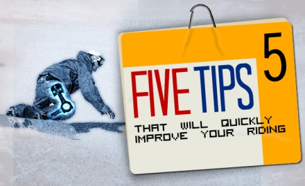 Five Tips to Improve your riding