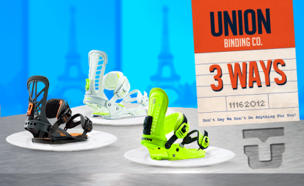 Union Bindings 3 Ways Image