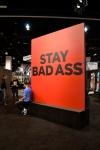 Stay Badass, Capita Snowboards, SIA 2013