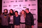 Eric Jackson, Helen Schettini, Kazu and Jake Blauvelt and girlfriend
