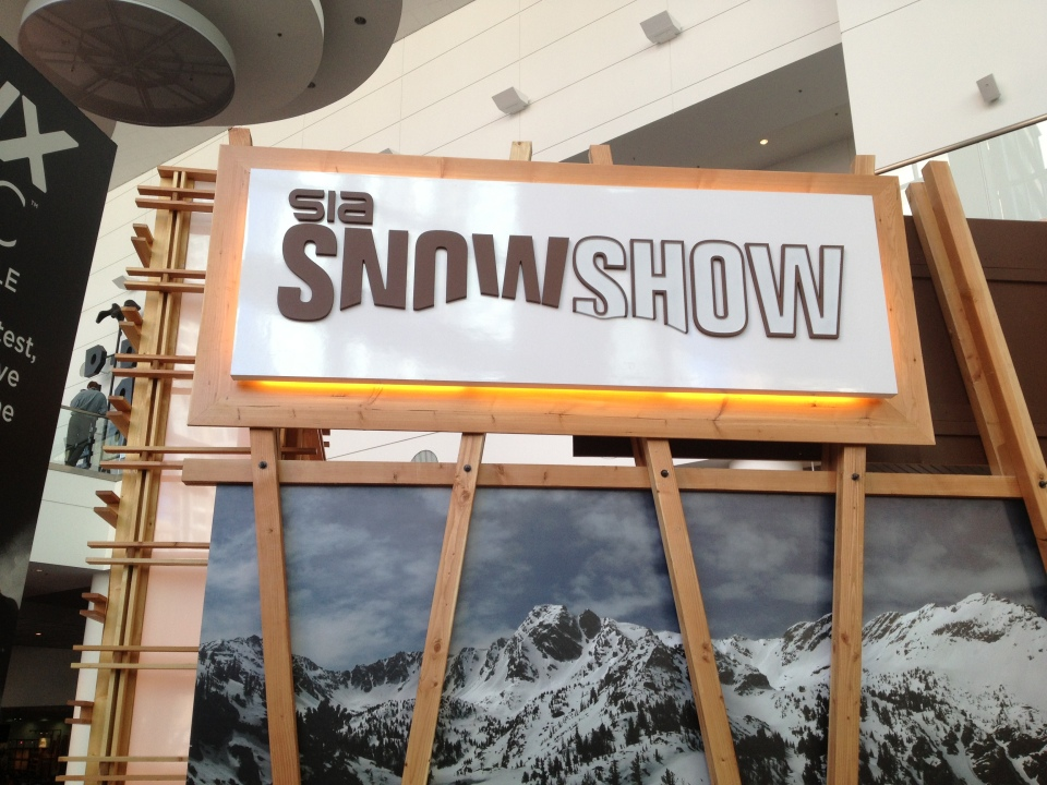 Snow Show 2013 Snow Sports Industries of America 2013